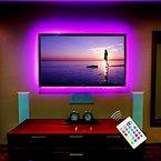 """Stromversorgung über USB LED TV Hintergrundbeleuchtung für 55"""" 58'' TV / Flachbildschirm / Wandhalterung Kino Dekoration LED-Streifen-Beleuchtung"""