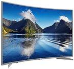 Hisense H55MEC5650 140 cm (55 Zoll) Curved Fernseher (Ultra HD, Triple Tuner, Smart TV)
