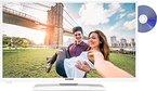 Telefunken XH32A201D-W 81 cm (32 Zoll) Fernseher (HD Ready, Triple Tuner, Smart TV, DVD-Player)