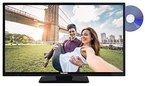 Telefunken XH32A101D 81 cm (32 Zoll) Fernseher (HD Ready, Triple Tuner, DVD-Player)