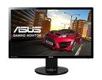 Asus VG248QE 61 cm (24 Zoll) Monitor (Full HD, DVI, HDMI, DisplayPort, 1ms Reaktionszeit) schwarz