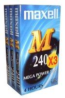 Maxell E 240 M VHS Normal