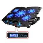 "TopMate Notebook Laptop Kühler Laptop Unterlage- 5 x Lüfter - 2 x Usb - 10 - 15.6"" Zoll"