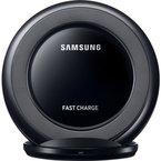 Samsung Induktive Schnellladestation Qi-Charger Kompatibel mit Samsung Galaxy S7/S7 Edge, schwarz