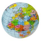 Wehncke Strandball Wasserball Weltkugel Globus Erde