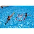 Precision Training Schwimmender Ballkorb, Zubehör für Poolspiele