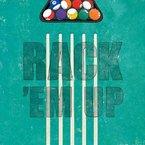 Rack em Up Von SD Graphics Kunstdruck auf Leinwand - Klein (51 x 51 cms )