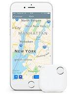 Schlüssel & Handy sofort finden: Mit dem Original iTrack der Marke Qwer® sparen Sie kostbare Zeit und schonen Ihre Nerven! - (Schlüsselfinder & Smartphone-Finder per APP für Android und iOS) - Bluetooth Key Finder/Ortungsgerät