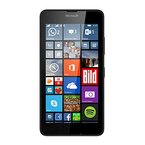 Microsoft Lumia 640 Dual-SIM LTE Smartphone (12,7 cm (5 Zoll) HD-IPS-Display, 1,2 GHz-Quad-Core-Prozessor, 8 Megapixel-Kamera, 2500 mAh Akku, 3G & 4G LTE, Dual-SIM, Windows Phone 8.1) schwarz
