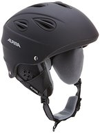 Alpina Skihelm Grap, black matt, 61-64, 9036433