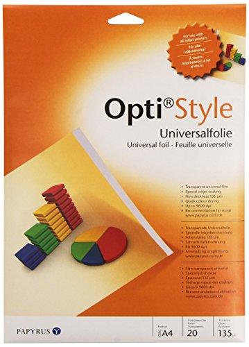 kopierf/ähig Box 100 Stck. TimeTEX-OHP-Folie
