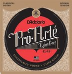 D'Addario EJ45 Pro-Arte Satz Nylonsaiten für Konzertgitarre - Normal Tension