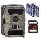 100 Grad Wildkamera / Überwachungskamera SecaCam HomeVista Full HD, Weitwinkel, 12 MP - Premium Pack