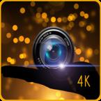 ULTRA HD CAMERA 4K : HD Camera