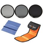 ND Filter Set 67mm K&F Concept® ND2 ND4 ND8 67,Graufilter Set 67mm,Slim ND Filter,Neutral Graufilter,Objektiv Filterset 67mm ,Objektiv Filter Set 67mm,Neutrale Graufilter ND2 ND4 ND8,ND Filter 67mm