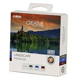 Cokin WP-H300-06 Landscape Kit Creative Filter System P-Serie grau