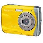 "Easypix 10014 Unterwasser Digitalkamera ""Aquapix W1024-Y Splash"" in gelb"