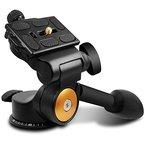 """Senhai Schnellwechselplatte , Photograthy Aid Stativ Kugelkopf 360 Grad Einhand-Hydraulisch dämpfende Dreidimensionale Kopf mit 1/4 """"Universal-Schraube für oder Canon Nikon DSLR-Kamera"""