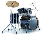 Sonor Essential Force ESF 11 Stage S Drive Piano Black · Schlagzeug