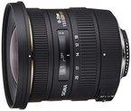 Sigma 10-20 mm F3,5 EX DC HSM-Objektiv (82 mm Filtergewinde) für Nikon Objektivbajonett
