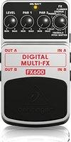 Behringer DIGITAL MULTI-FX FX600 Effektpedal