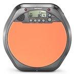Neewer® Digitales Übungspad Schlagzeug Practice Drum Pad Metronom Schlagzeug Trainings-Praxis mit Stereo-Ohrhörer