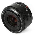 YONGNUO YN35mm Festbrennweite Weitwinkel Objektiv mit EF Bajonett für Canon F2 für EOS 500D/600D/650D/700D/5D/5D Mark II/5D Mark III/5DS/5DS R/6D/7D/7D