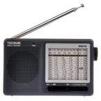 Radar®TECSUN R-9012 AM/UKW/KW 12 Band Kurzwellen-Radioempfänger (Handbuch in DE)