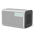 Airplay Lautsprecher, GGMM E3 Smart Wi-Fi/ Bluetooth Multiroom Lautsprecher - Unterstützt Airplay, DLNA, Spotify, Built-in Wi-Fi für iOS & Android Geräte oder PC (Weiß)
