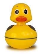Karcher DR 14 Quietsche-Ente Duschradio (UKW/MW-Radio; Spritzwassergeschützt) gelb