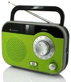 Soundmaster TR410GR Radio grün