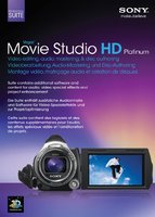 Sony Movie Studio 11 HD Platinum Suite