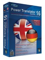 Power Translator 16 Express Deutsch-Englisch