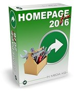HomepageFIX 2016 - Webdesign Software für Einsteiger und Profis ohne HTML Kenntnisse - die kinderleichte Webdesignsoftware für jeden Einsatzzweck - jetzt die eigene Webseite erstellen