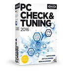 MAGIX PC Check & Tuning 2016