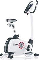 Kettler Heimtrainer Fahrrad Giro P - Farbe: Lichtgrau/Schwarz - das ideale Hometrainer Fahrrad - Artikelnummer: 07631-000