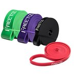 FREETOO Fitnessbänder für Krafttraining