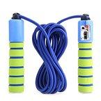 Balala Springseil Speed Rope mit Zähler und Komfortablen Griffen für Sport Training CrossFit und Fitnessübungen
