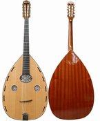 Laute, Oud, Ud, Cuatro Gitarre, 10 string Guitar - Fichte / Sapeli NEU