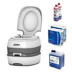 Campingtoilette / Starter Set Blue 5,0 / Enders Deluxe [ 4994 ]