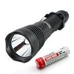 ThruNite® TC10 V2 900 Lumen Die wiederaufladbare LED Taschenlampe mit USB Interface,die Taschenlampe mit integriertem Ladegeraet! (TC10 V2 CW)