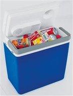 Ezetil Kühlbox Mirabelle Sun Und Fun, blau/weiß, 39.3 x 23.3 x 38 cm, 24 Liter, 742910