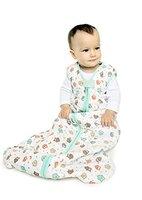 Schlummersack Simply Ganzjahres Kinderschlafsack 2.5 Tog - Eulen - 3-6 Jahre/130 cm
