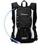 GIMARS Trinkrucksack mit 2L-Trinkblase Wasserdicht Sport Rucksack für Radfahren, Wandern, Laufen, Rennen