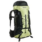 AspenSport Herren Rucksack Trail, green/black, 66 x 40 x 21 cm, 65 liters, AB08L03