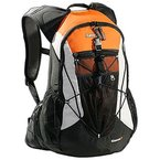 AspenSport Unisex Rucksack Minnesota, schwarz/orange, 53 x 35 x 20 cm, 35 liters, AB05X03
