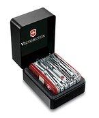 Victorinox Offiziersmesser SwissChamp XAVT rot transparent 1.6795.XAVT