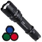 LiteXpress X-Tactical 104 LED-Taschenlampe bis zu 190 Lumen in hochwertiger Geschenkbox LXL447001B