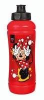 Undercover MINP9910 - Sportflasche Disney Minnie Mouse, 425 ml, rot