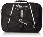 Cawila Trainertasche Trainer Briefcase inklusive Zubehör für Handball, Schwarz, 34 x 49 x 8 cm, 1 Liter, 00491041